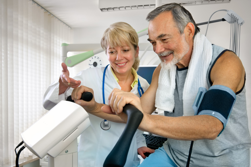 Medical Fitness -Cardiac Rehabilitation